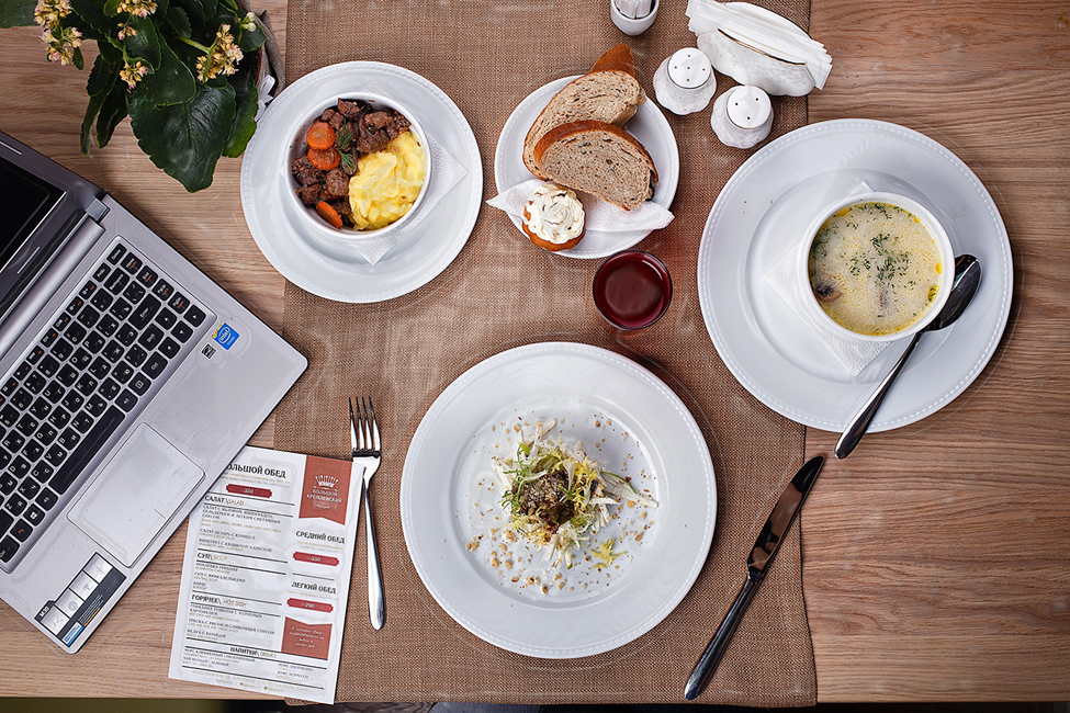 Can I claim business lunches as an expense to reduce my tax?