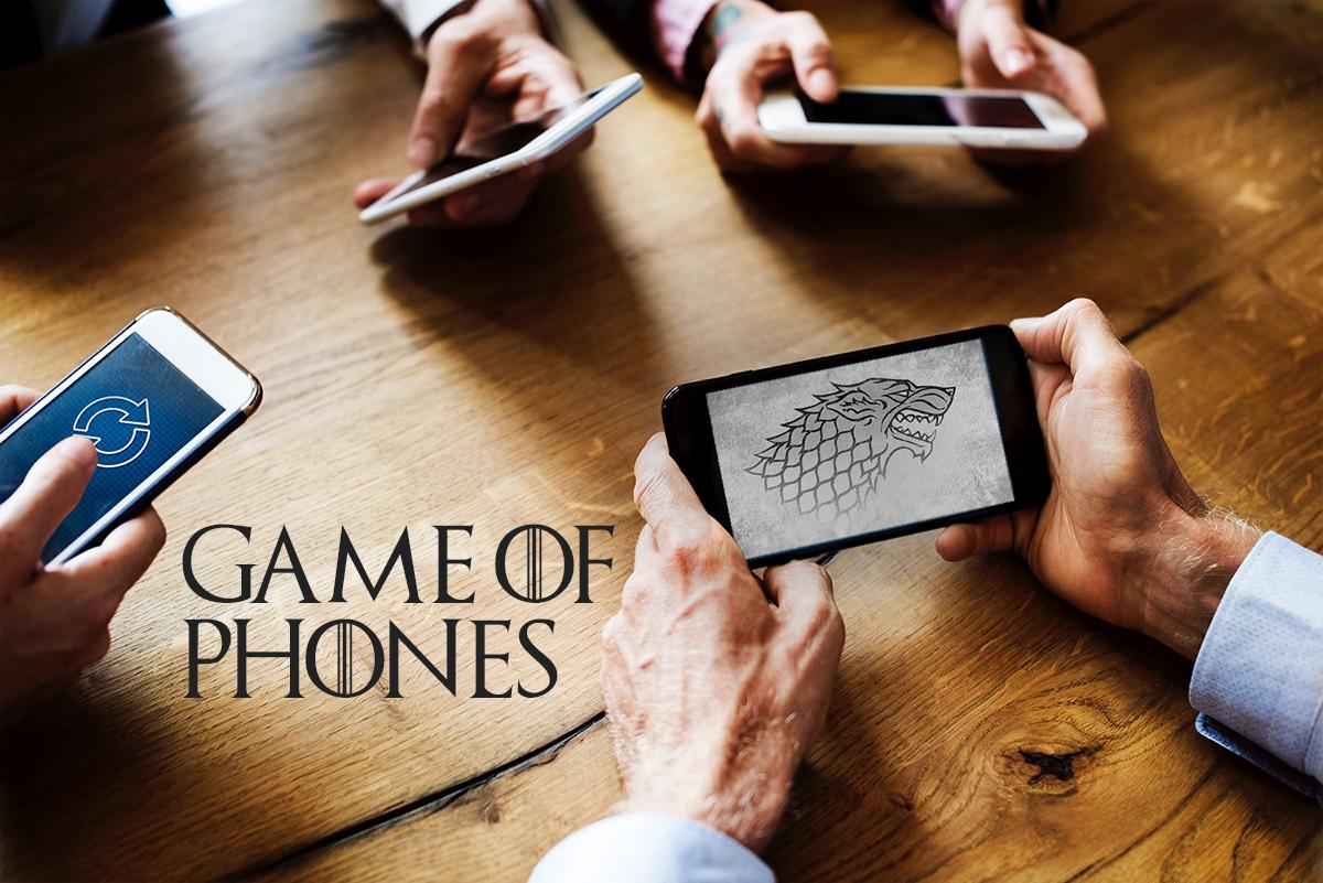 Game of Phones: 5 Benefits of using VOIP phones!