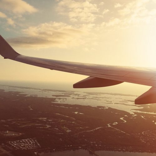claiming flights as a business expense